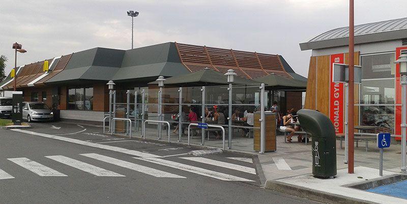 Restaurant MacDonald - Zone Commerciale les Montagnes - Angoulême Nord