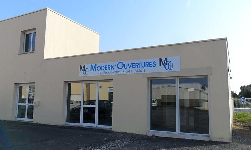 Modern' Ouvertures - Zone Commerciale les Montagnes - Angoulême Nord