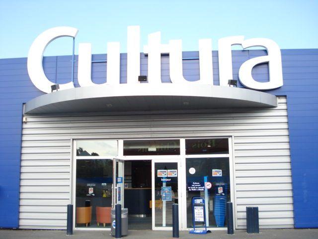 Cultura - Loisirs créatifs - Zone Commerciale les Montagnes - Angoulême Nord
