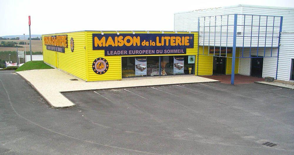 Maison de la Literie - Zone Commerciale les Montagnes - Angoulême Nord