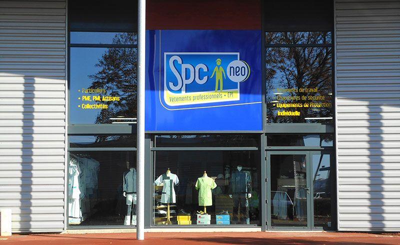 SPC Néo - Zone Commerciale les Montagnes - Angoulême Nord