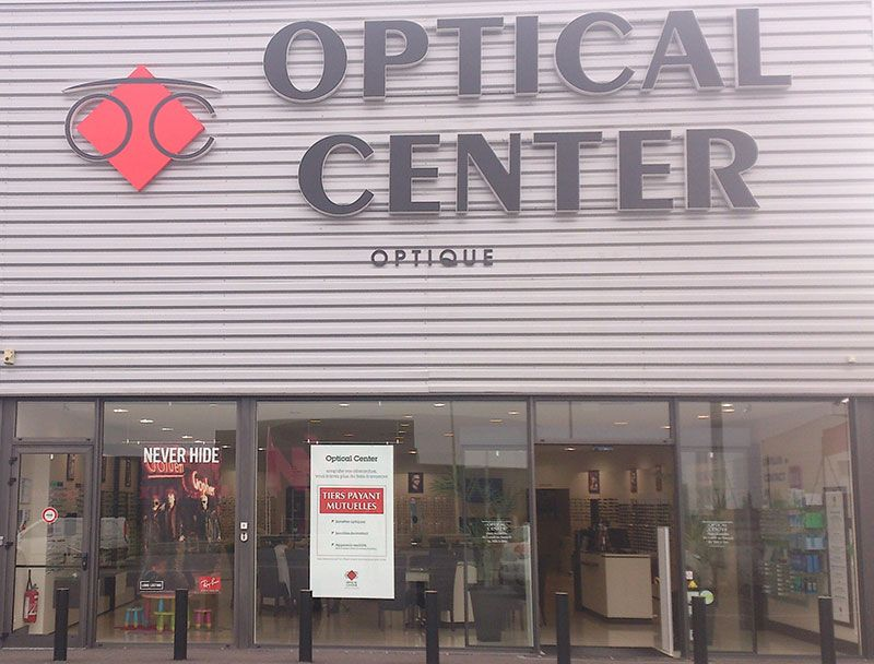 Optical Center - Zone Commerciale les Montagnes - Angoulême Nord