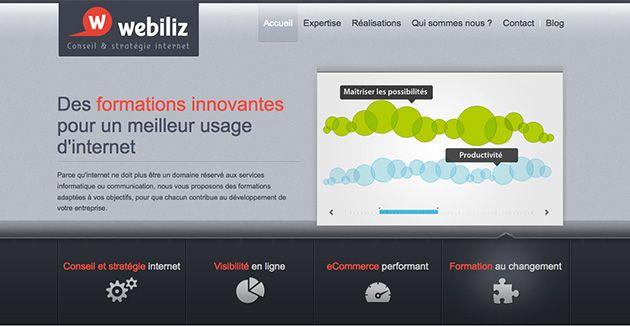 Webiliz Agence web à Angoulême (Charente)