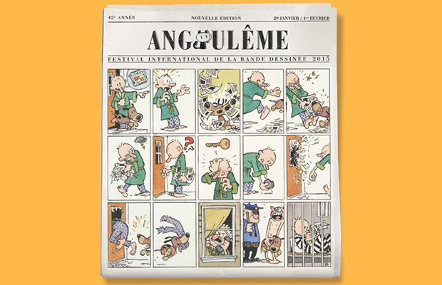 Offre spéciale sur la billetterie du Festval de la BD d'Angoulême