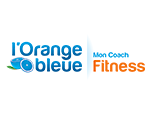 fitness orange bleue champniers