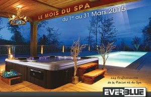 MOIS DU SPA EVERBLUE