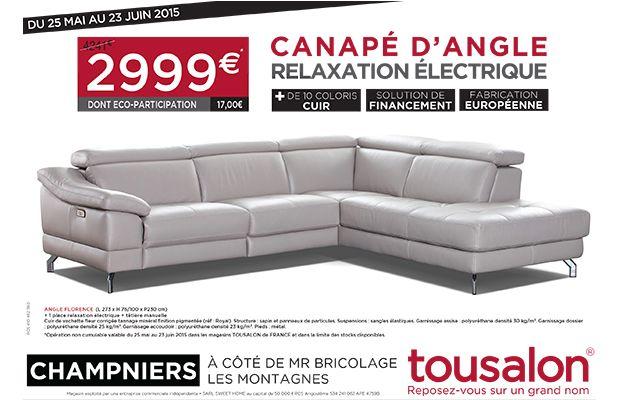 promo Tousalon Angouleme