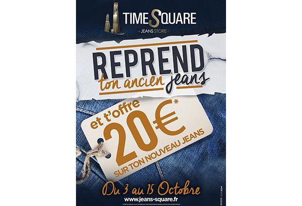 Offre de reprise Times Square